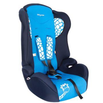 Автокресло Baby Care BC-513 Жирафик Люкс (синий)