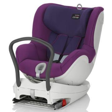 Автокресло Britax Romer Dualfix Mineral Purple Trendline