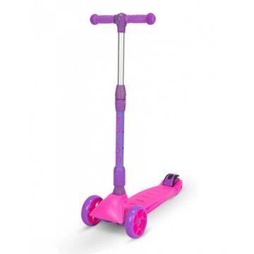 Самокат Zycom Zinger Maxi складной с регулировкой руля (Purple/Pink)