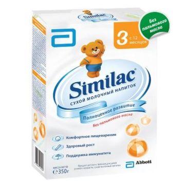 Сухая молочная смесь Similac 3 (с 12 мес.) 350 г