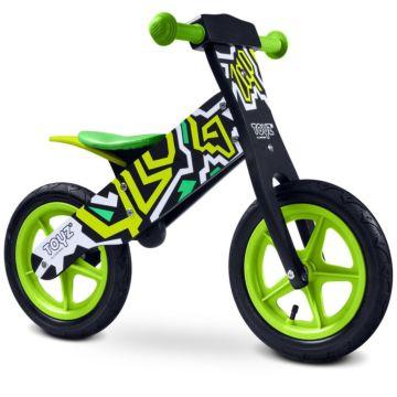 Беговел Toyz Zap (зеленый)