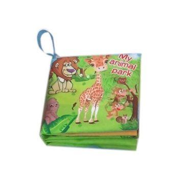 Развивающая игрушка-книга S+S Toys Лес