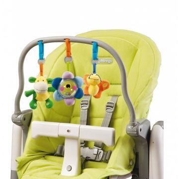 Комплект для стульчика Peg-Perego Tatamia и Prima Papa Newborn (зелёный)