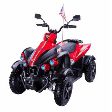 Электроквадроцикл Dongma ATV Red