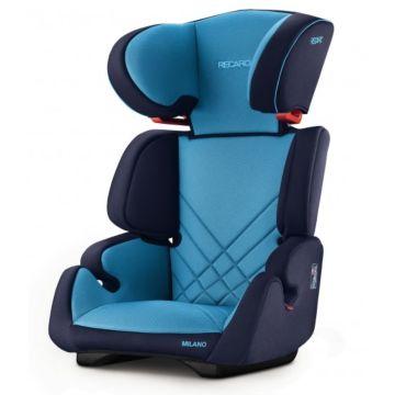 Автокресло Recaro Milano Seatfix 2016 Xenon Blue