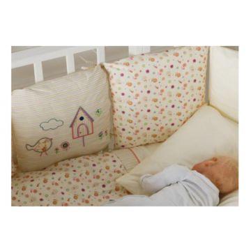 Комплект постельного белья Incanto Домик для птички (6 предметов, сатин)