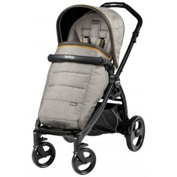 Коляска прогулочная Peg Perego Book Plus Pop Up Completo Luxe Grey