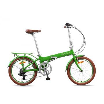 Велосипед складной Shulz Easy (2016) зеленый
