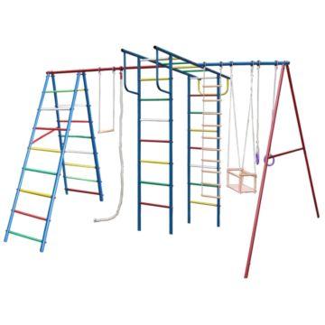 Детский спортивный комплекс Вертикаль А+П макси