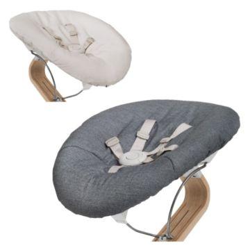 Кресло-шезлонг Evomove Nomi Baby (Белый)