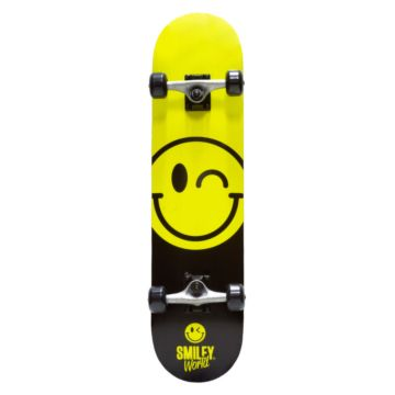 "Скейтборд Fun4U Smiley Happy 31"""