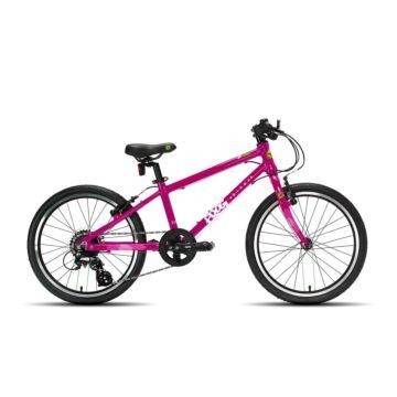 """Детский велосипед Frog Bikes 55 20"""" (розовый)"""