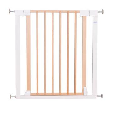 Ворота безопасности Geuther Vario Safe 74.5-82.5 см (натуральные)
