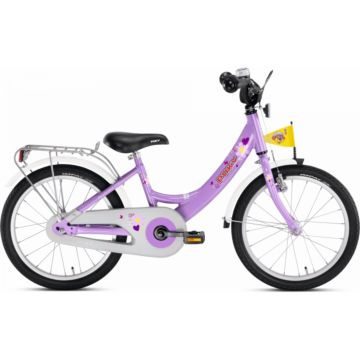 """Детский велосипед Puky ZL 18-1 Alu с колесами 18"""" (lilac)"""