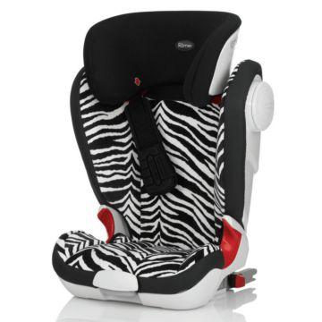 Автокресло Romer Kidfix XP SICT (smart zebra)