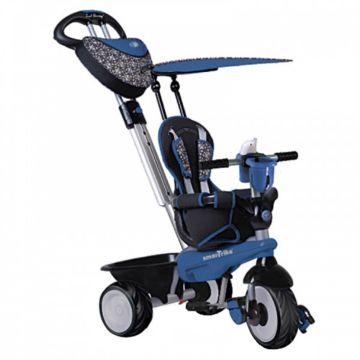 Трехколесный велосипед Smart Trike Dream Touch Steering (синий)