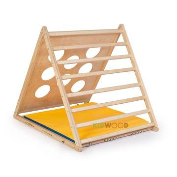 Деревянный спорткомплекс Kidwood Треугольник