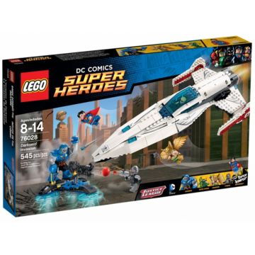 Конструктор Lego Super Heroes 76028 Супер Герои Вторжение Дарксайда