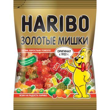 Мармелад Haribo Золотые Мишки 140 гр