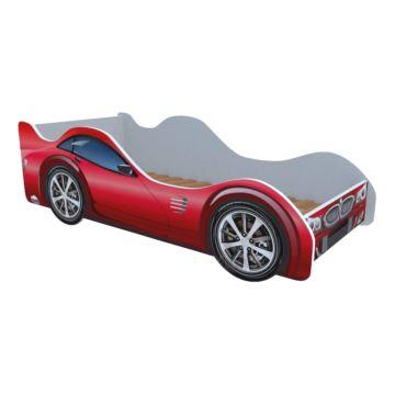 Кровать-машина Кроватка5 Машинки (БМВ красная)