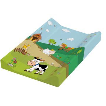 Пеленальная доска OKT Смешная Ферма с бортиками