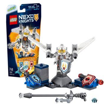 Конструктор Lego Nexo Knights 70337 Нексо Ланс Абсолютная сила
