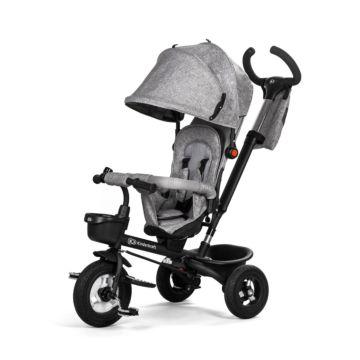 Трехколесный велосипед KinderKraft Aveo (grey)