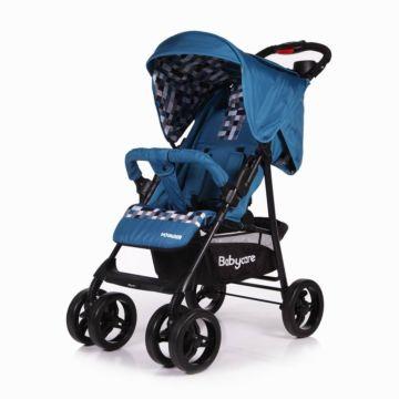 Коляска прогулочная Baby Care Voyager 2017 (синяя)