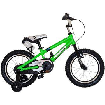 """Детский велосипед Royal Baby Freestyle Alloy 14"""" (зеленый)"""