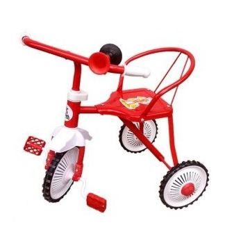 Трехколесный велосипед Moby Kids Муравей (Красный)