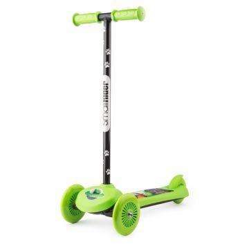 Самокат Small Rider 2 в 1 Cosmic Zoo Scooter Flash (зеленый)
