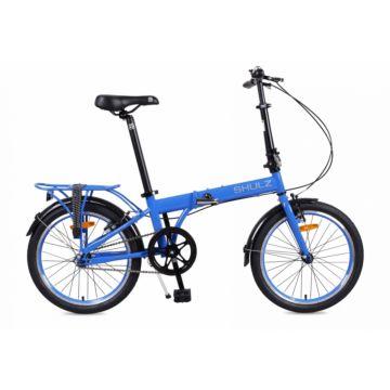 Велосипед складной Shulz Max (2017) синий
