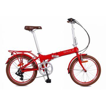 Велосипед складной Shulz Easy (2017) красный
