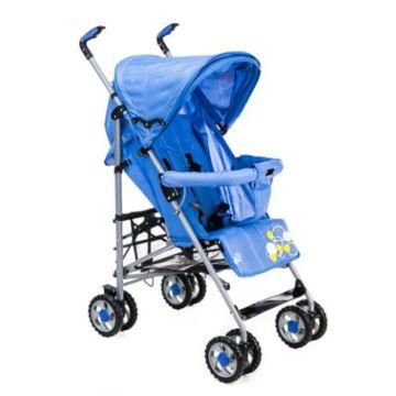Коляска-трость Liko Baby Liko Baby BT-109 City Style (голубой)