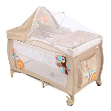 Манеж-кровать Capella S10-6 (Львёнок)