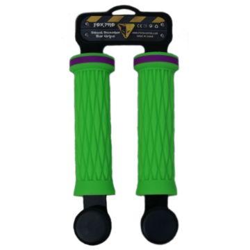 Грипсы FOX Неон (зеленые)