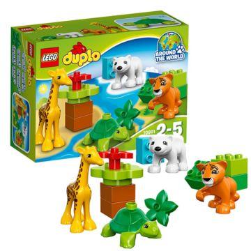 Конструктор Lego Duplo 10801 Вокруг света: малыши
