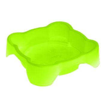 Песочница-бассейн Palplay Квадратная (Зеленый)