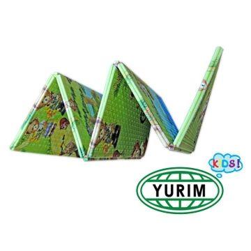 Складной коврик Yurim 200х140х0.8см (Мишки)