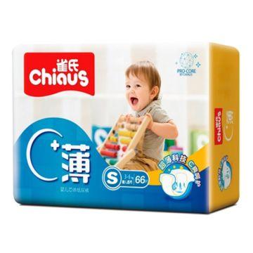 Подгузники Chiaus Pro-Core S (3-6 кг) 66 шт.