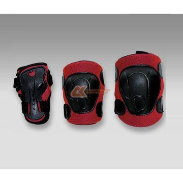 Комплект защиты MaxCity Color S (красный)