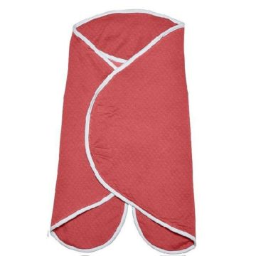 Конверт-одеяло хлопковое Red Castle BabyNomade (красный)