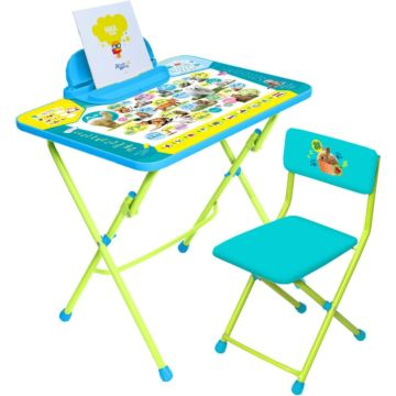Комплект детской мебели Ника Детям Пушистая азбука