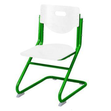 Растущий стул Астек SK-2 (белый/зеленый)