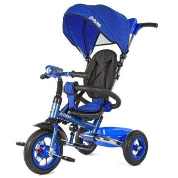 Трехколесный велосипед Moby Kids Junior-2 (Синий)