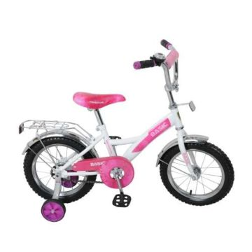 "Детский велосипед Navigator Kite 14"" (белый)"