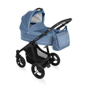 Коляска 2 в 1 Baby Design Lupo Comfort (графит)