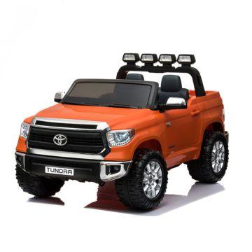 Электромобиль ToyLand Toyota Tundra Mini (оранжевый)