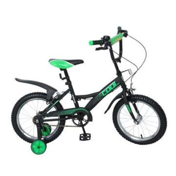 """Детский велосипед Navigator Basic 16"""" (черный)"""