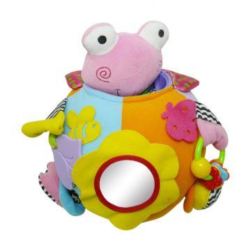 Развивающая игрушка-подвеска Biba Toys Лягушонок